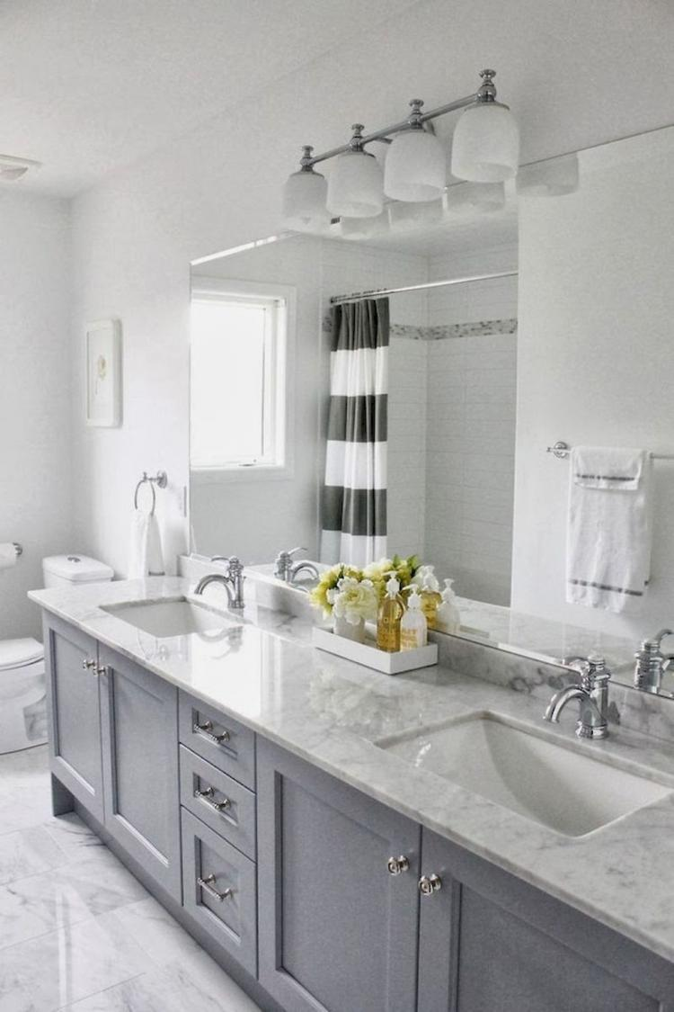 105+ Fantastic Small Master Bathroom Design Ideas