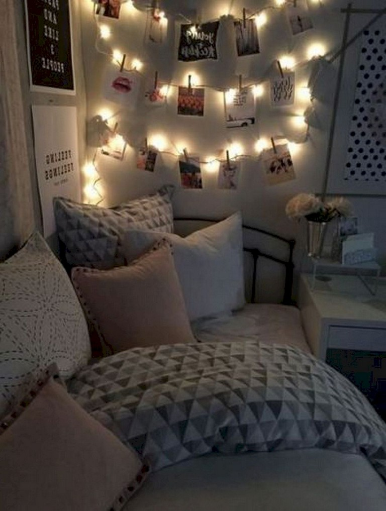 Ideas For Dorm Room: 74+ Cheap Cute Dorm Room Decorating Ideas On A Budget